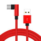 For Samsung Galaxy Note10 S8 S9 S10 S20 Plus 3ft Fast Charger Type-C USB-C Cable