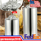 10L/18.5L For Wine Beer Home Brew Fermenter Fermentation Barrel Stainless Steel