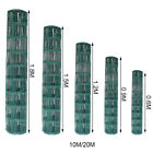 PVC Coated Garden Border Wire Mesh Netting Fence 60-180cmx 10m 20m Fencing Net