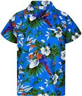 Hawaiian Shirt for Men Funky Casual Button Down Very Loud Shortsleeve Unisex Che