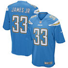 Brand New 2020 NFL Nike Los Angeles Chargers Derwin James 33 Game Edition Jersey $142.46 USD on eBay