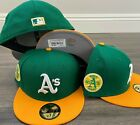 New Era Cap 59FIFTY Oakland A's Athletics Hat Fitted 5950 World on Ebay