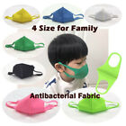 Light weight Colorful Fabric Mask For Family-Adult/ Kids face mask- washable