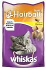 Whiskas Anti Hairball Cat Treats with Chicken - 55g