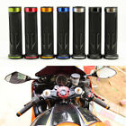 "MOTORCYCLE 7/8"" HAND GRIPS HANDLE BAR GEL FOR YAMAHA R1 R6 SUZUKI GSXR600 750 US $10.89 USD on eBay"