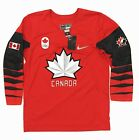New Authentic Nike Mens Team Canada Hockey 2016 Olympic Replica Jersey