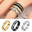 Health Care Weight Loss Fat Burning Slimming Magnetic Ring Rhinestone Jewelry De