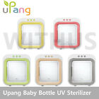 Upang Baby Feeding Infrared Bottle Blue Care Sterilizer 5 Colors Only 220V/60Hz