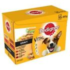 Pedigree Adult Puppy Wet Dog Food Pouches Mixed Selection in Gravy jelly