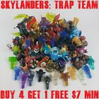 SKYLANDERS TRAP TEAM FIGURES & TRAPS | Buy 4 Get 1 Free | $7 MINIMUM ORDER