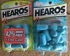 Hearos plugs: highest 33 NRR: 2 options to choose: you pick: review details