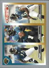 2005 Topps Total Silver FB Card #s 1-200 (A6341) - You Pick - 10+ FREE SHIP $1.19 USD on eBay