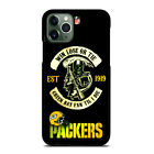GREEN BAY PACKERS NFL SKULL iPhone 6/6S 7 8 Plus X/XS Max XR 11 Pro Case Cover $15.9 USD on eBay