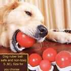 Training Pet Supplies Solid Chew Toy Pet Molar Dog Rubber Ball Bouncing Balls
