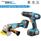 20V  Cordless Impact Drill/Screwdrive Angle grinder Cordless Electric Power Tool