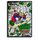 Alec Monopoly Scrooge McDuck HD Canvas Print Paintings Wall Art Pictures Decor.