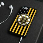 Boston Bruins NHL Phone Case for iPhone 5 6S 7 8 + X XR XS 11 Pro Max $17.75 USD on eBay