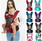 Baby Carrier With Hip Seat Removable Multifunctional Waist Support Stool Strap B