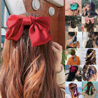 Long Tail Ribbon Hair Band Ponytail Scarf Elastic Scrunchies Various Colours New