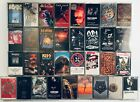 You Pick Cassette Tapes Lot: Metal, Hard Rock, Hair, Glam, Prog, 80s, 90s