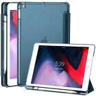 iPad 10.2 inch 7th Generation 2019 Case with Apple Pencil Holder