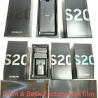 Samsung Galaxy S20 S20+ s20 Ultra Empty Retail box Full Accessories Screen SEAL