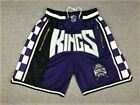 Sacramento Kings Basketball Shorts with Pockets on eBay