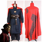 Avengers Doctor Dr.Steven Vincent Strange Cosplay Trench Costume Eye of Agamotto