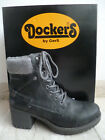 Dockers Boots Winter Boots Ankle Boots Grey Anthracite New