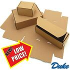 SHIPPING STORAGE BOXES POSTAL SUBSCRIPTION SMALL PARCEL PACKET STRONG CARDBOARD