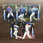 2020 Topps Chrome Baseball Base Team Sets ~ Pick your Team