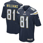Brand New 2019 NFL Nike Los Angeles Chargers Mike Williams Game Edition Jersey $167.98 USD on eBay