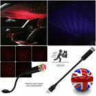 Usb Car Roof Interior Atmosphere Star Lamp Ambient Star Light Led Projector Uk