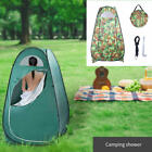 Portable Pop Up Toilet Shower Tent Changing Room Camping Shelter 1-2 Person US