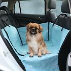 Travel Dog Car Seat Cover Pet Seat Bag Waterproof