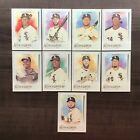 2020 Topps Allen & Ginter Base Team Sets ~ Pick your Team