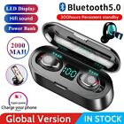 Bluetooth Earbuds TWS Wireless Earphones Waterproof Headphones in Ear Headsets