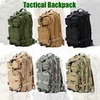 Tactical Backpack Outdoor Military Rucksacks Sports Camping Trekking Hiking Bag