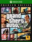 Grand Theft Auto V 5 - Premium Edition For Xbox One (New & Sealed)