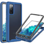 For Samsung Galaxy S20 FE/5G/Fan Edition/Lite Case Full Body Clear Phone Cover