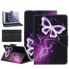 For Alcatel Nextbook 10inch Tablet Pattern Leather Case Cover Wireless Keyboard