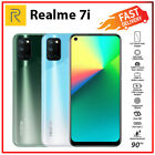 (new & Unlocked) Realme 7i Blue Green 8gb+128gb Octa Core Android Mobile Phone