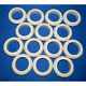 Valley Bumper Pool Table Full Size Rubber Bumper Rings - Set of 14