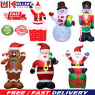 '7.8ft Christmas Giant Inflatable Led Lightup Santa Claus Decoration Outdoor Xmas