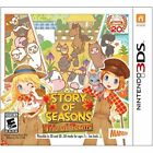Story Of Seasons: Trio Of Towns Nintendo For 3DS RPG