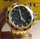 Invicta Men Watch Famous Movie Chronograph Quartz Battery Sport New year Gift