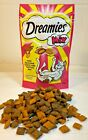 Dreamies Mix Cat Treats CHEESE & BEEF Adult & Kitten Low Cal Vits & Minerals