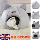 Cat Cave Bed Kitten For Indoor Cozy House Cat Bed Igloo Warm Nest Kennel