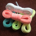 Luminous Shoelaces Casual Sneaker Shoe Laces Colorful Glowing Shoe Strings 60CM