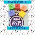 RBP Ring Bomb Party Fizz At Home Size 6 7 8 9 10, Birthday, Collections